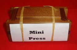 MINI PRESS